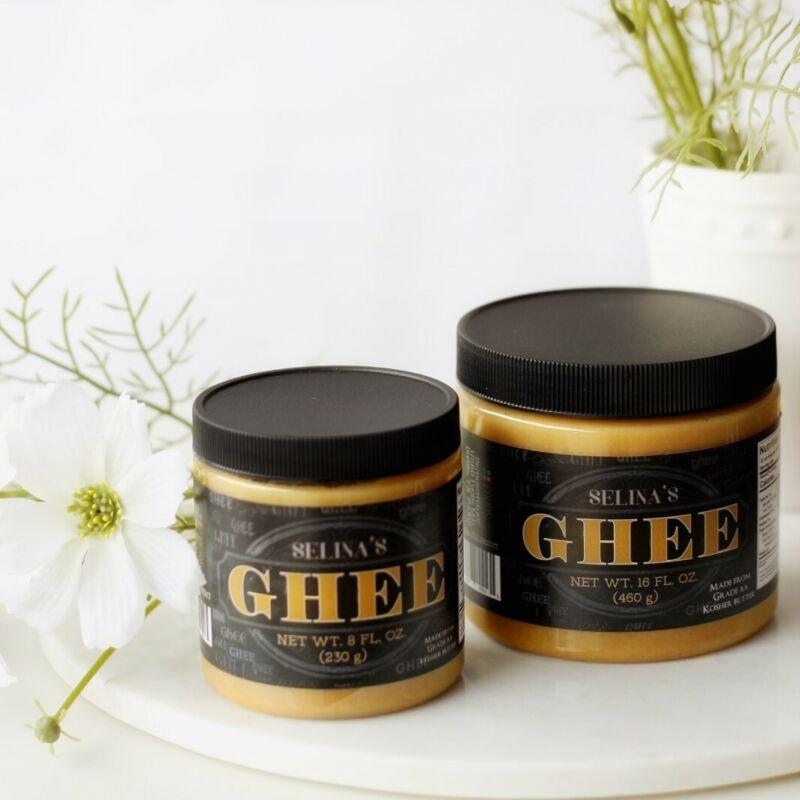 Ghee - Clarified Butter 16 oz, Selina