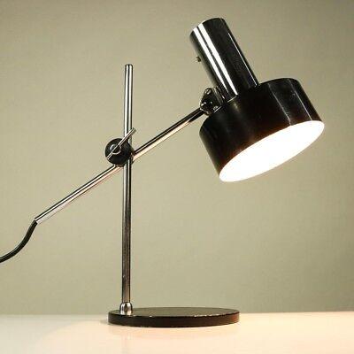 RGB LED Retro Vintage Wand Lampe Dimmer Lese Leuchte verstellbar schwarz gold