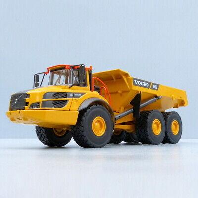 Motorart 1/50 Volvo A40G Articulated Hauler Dump Truck Diecast Car Model Toy