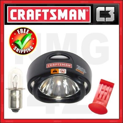 CRAFTSMAN C3 19.2V Genuine Replacement Bulb Work Light Housing Pivot 19.2 Volt ()