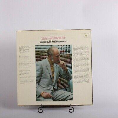RAY CONNIFF~BRIDGE OVER TROUBLED WATER~Vinyl Album (Ray Bridgewater)