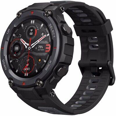 Amazfit T-Rex Pro Smart Watch - Meteorite Black NEW*