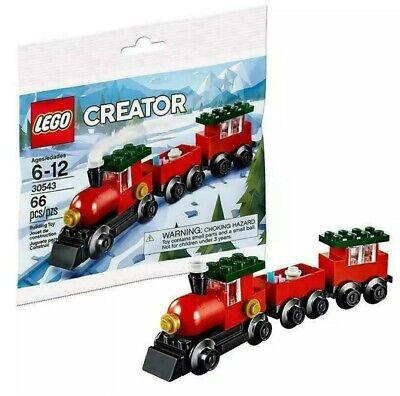 Lego 30543 Creator Christmas Train, Polybag NIP!