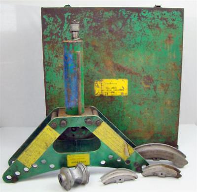 Greenlee 12 - 1-14 One Shot Hydraulic Pipe Bender 880