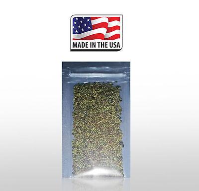 USDA Organic ALFALFA Sprouting Seed 2500 SEEDS