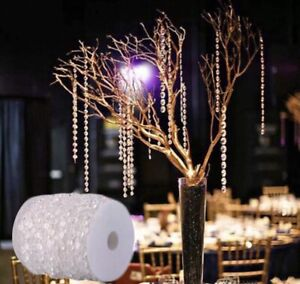 Crystals decoration