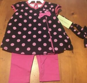 BRAND NEW WITH TAGS - NEVER WORN - Baby & Toddler Girls - 3 Piece Sets Shepparton Shepparton City Preview