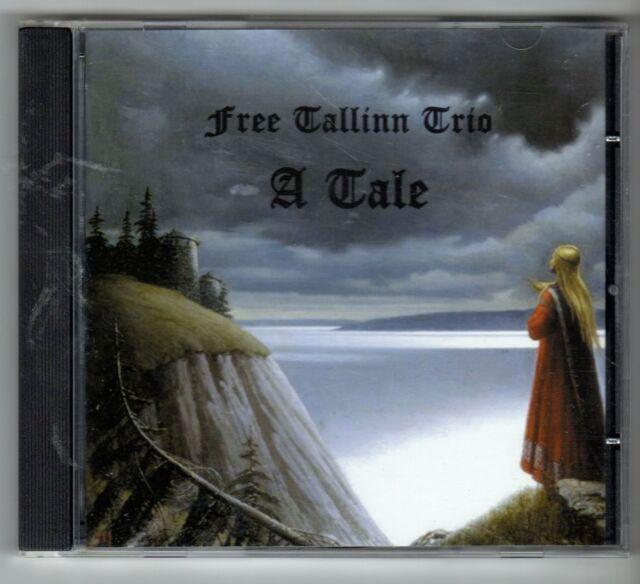(GX858) Free Tallinn Trio, A Tale - 2010 CD