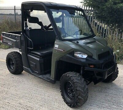 Polaris Ranger 1000D 4x4,Tipper, Mule/gator