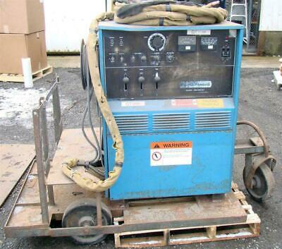 Miller Acdc Cc Tig Welder 1ph 200230460v Syncrowave 300 Water Cooled Torch