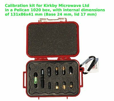 7 Ghz Sma Calibration Verification Kit For Anritsu Vna Cal Kit