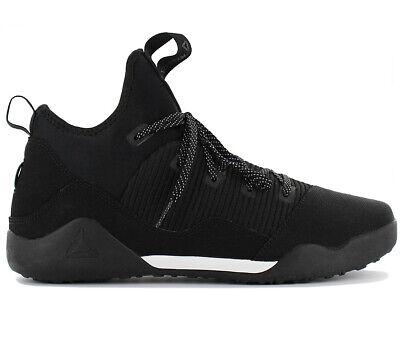 Reebok Combat Noble Trainer Herren Trainings Fitness Schuhe CN0742 Black (Combat Schuhe Für Männer)
