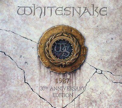 WHITESNAKE 1987 30th ANNIVERSARY 180 GRAM 2-LP VINYL  (Remastered)
