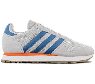 adidas Originals Haven Sneaker DA9933 Grau Schuhe Retro Turnschuhe Sportschuhe - Adidas Originals Turnschuhe