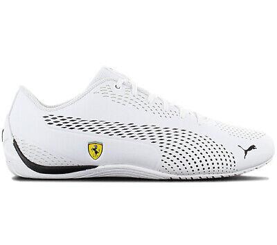 Puma Scuderia Ferrari Sf Drift Cat 5 Ultra II 306422-04 White Motorsport Shoes