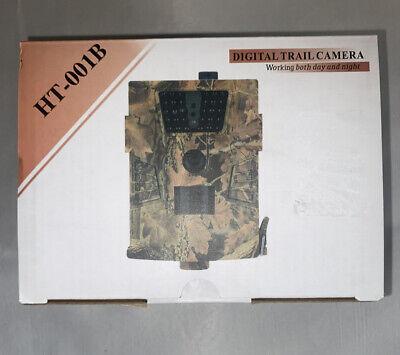 HT-001B Hunting Camera 1080P 30LED 12MP Waterproof 120° Monitor Trail Camera Hot