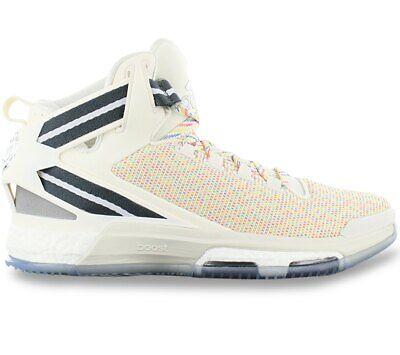 Adidas Derrick D Rose 6 Boost Men's Basketball Shoes B27745 Sport Shoes Shoes