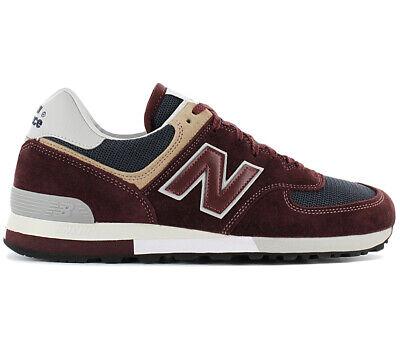 Balance Schuh (New Balance 576 - Made in England - OM576OBN Herren Sneaker Schuhe Turnschuh NEU)