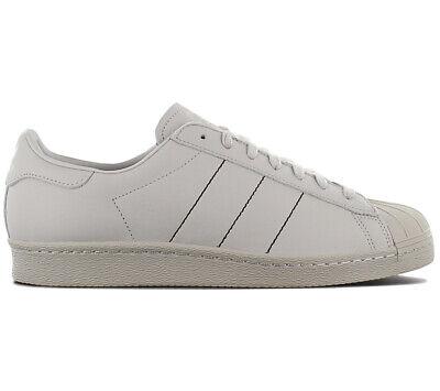 Details about Adidas Originals Superstar Clean Children Shoes Sneakers BZ0372 Suede Grey