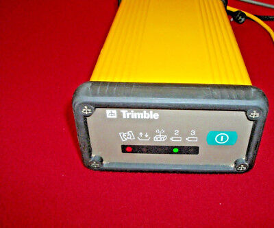 Trimble Gps Receiver 4700 With Internal Radio Surveying Tsc1 Tsce Rtk Fq 410-420