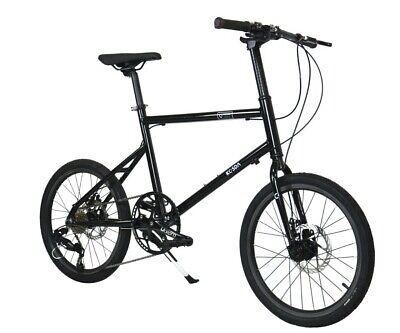 "Mini Velo, lightweight, 20""wheels, 10 gears, Kosda city bike, unisex, brand new"