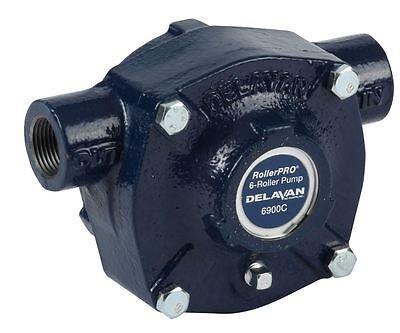 6 Roller Pump - Delavan Rollerpro 6900c 300 Psi 19.6 Gpm Ci Ccw
