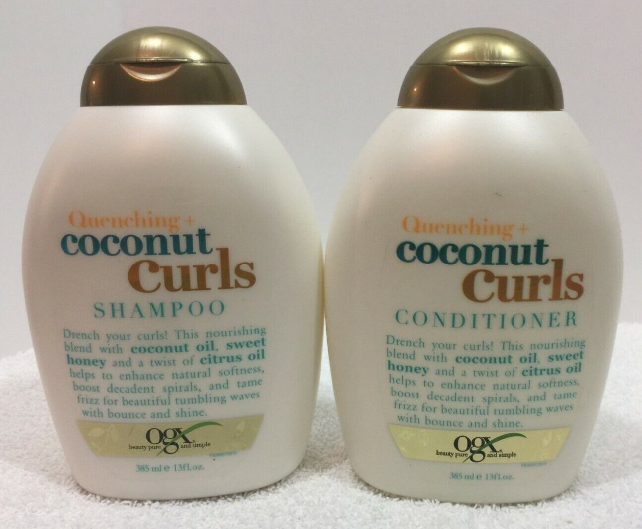 quenching coconut curls shampoo and conditioner 13