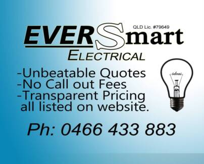 EverSmart Electrical - Electrician Sparky  Air Conditioning