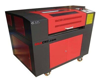 Cnc Laser Engraving Cutting Machine New 600 X 400 Co2