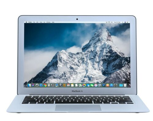 Apple MacBook Air 13 inch Laptop / 3 YEAR WARRANTY / 128GB SSD + BONUS / OS2019