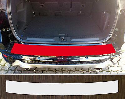 Lackschutzfolie Ladekantenschutz  transparent für Ford Kuga 2, ab 2013