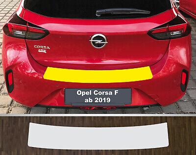 Ladekantenschutz Lackschutzfolie transparent Opel Corsa F ab 2019