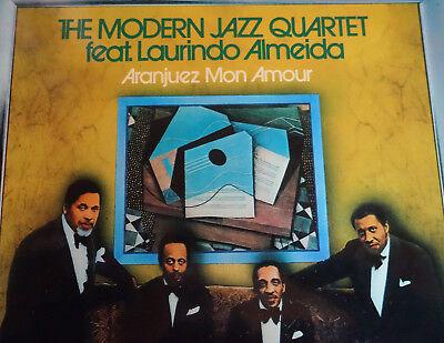 Jazz Lp Vinyl THEN MODERN JAZZ QUARTET FEAT: LAURINDO ALMEIDA