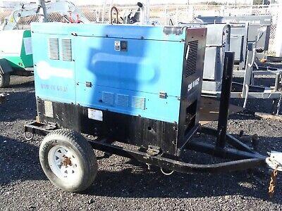Miller 2014 Big Blue 400 Dc Welding Generator Duetz Diesel Me100061e