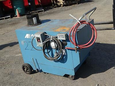 Airflow Systems Industrial Smoke Fume Collector 460v 3ph Pch2-bi-pg6