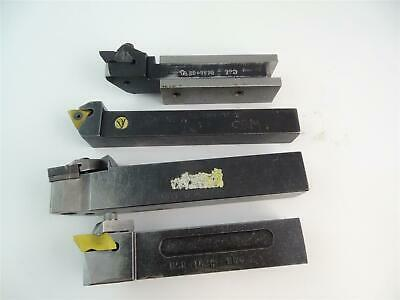 4 Kennametal Valenite Assortment Of Turning Tool  Holders