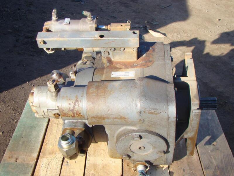 Mannesmann Rexroth Hydraulic Motor 106755 P59833-1000 Transaxle Hydraulics