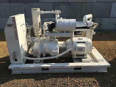Gardner Denver Rotary Air Compressor Electric Saver Ii 75hp Bbgajlg