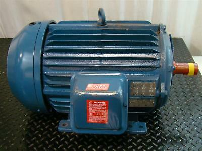 A.O. Smith AC 25HP Motor 3ph 230/460V 55/27.5amps 3545rpm F-392484-6C