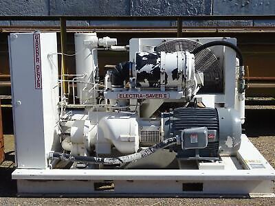 Gardner Denver 75hp Rotary Screw Air Compressor 320cfm 125psi Ebm99k