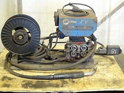 Miller Wire Feeder 4-roll Mig Welder S-54e