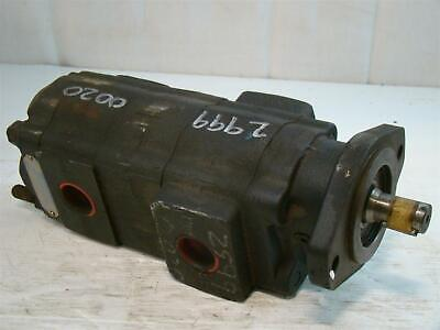 Commercial Intertech Hydraulic Pump N0301-3417 313-9320-142