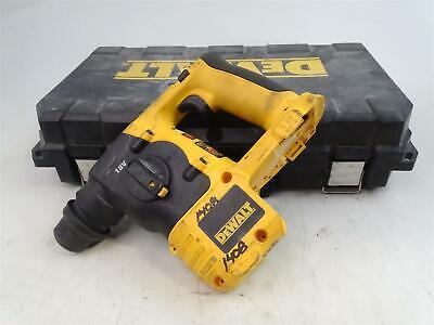 Dewalt 18v Cordless Sds Hammer Drill Bits. Battery Not Included.  Dc212
