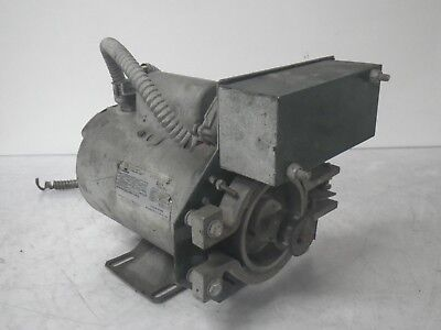 C55ehz-3370 Emerson Motor 12hp 1725rpm 115208-230v Used Tested