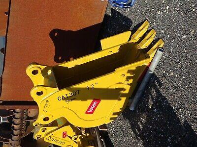 12 Mini Excavator Bucket 50mm Pin 8 Between Ears Cat307
