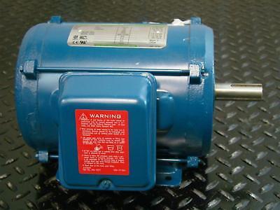 Century Ii Ao Smith 3hp Electric Motor 230460v 3-phase 3470rpm T35004e