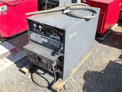 Lincoln Electric Dc Arc Welder Idealarc Dc-600