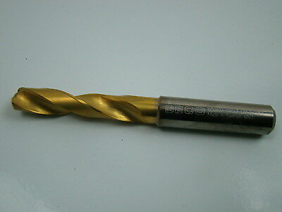 Seco .406 Carbide Through Spindle Coolent Drill Sd203a-04063-122-0472r1
