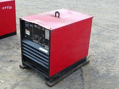 Lincoln Idealarc Dc Arc Sticktig Welder Power Source 230460v 3-ph R3r- 400