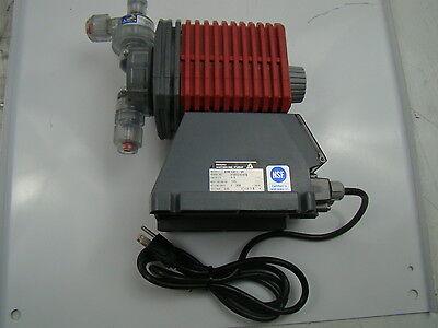 Walchem Iwaki Metering Pump 105psi 115v Ehe35e1-ve